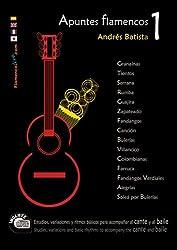 Apuntes Flamencos, Vol. 1 Book/CD Set