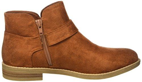 BATA 5993401, Sneakers Hautes Femme Marron (Marrone)