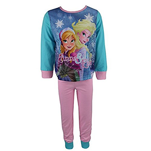 Disney Frozen 'Anna & Elsa' 18-24 Months 100% Cotton Pyjama Set