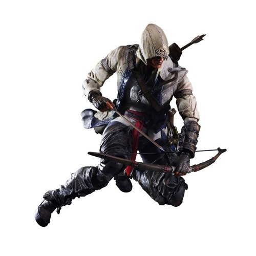 Square Enix Assassin's Creed III Connor Play Arts Kai