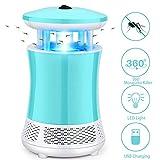 Jane Choi Lámpara LED para Asesino de Mosquitos, lámpara Interior Trampa Anti-Mosquitos con Anti-Insecto No Toxic Zapper Lamp para Home Garden Office