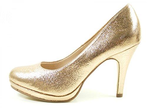 Tamaris 22407, Scarpe con Tacco Donna, 50 EU Gold