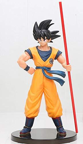 Mc S Figur Son Goku wäre Film Dragon Ball Z DBZ Super Figure Größe 24 cm DB DBZ Super Kollektion Puppe