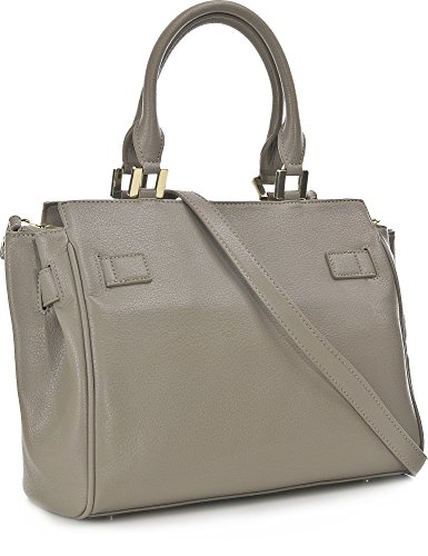 LIU JO VULCANO SHOPPING BAG N66024E0031 mud, braun