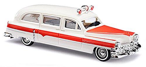 Busch 43457 - Cadillac Station Wagon Ambulance, Fahrzeug