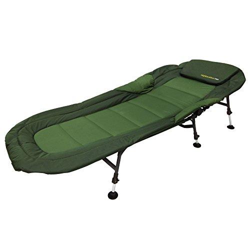 Angel DomäneNightwalker Pro Comfort Bedchair 6 Bein Karpfenliege
