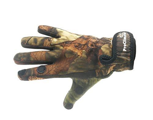 Proclimate Neoprene Schießhandschuhe - Camouflage: L/XL