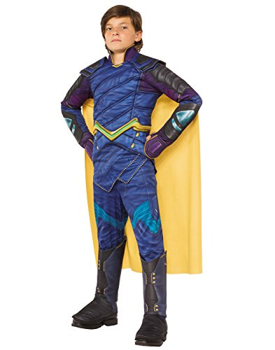 Rubies Thor Ragnarok Boys Deluxe Loki Costume S