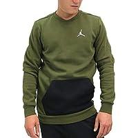 Nike Jumpman Air Fleece Crew, Herren Sweatshirt