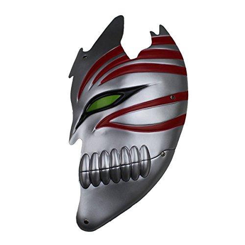 Ichigo Kostüme Hollow (Bleach Maske Ichigo Kurosaki,)