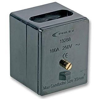 CONNECTOR BLOCK MAINS 5 WAY 100A SP 19288 By PRO ELEC