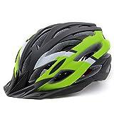 Relddd Bicycle Helmet Made of EPS+PCFahrrad Helm Hergestellt von Eps + pc Balance Auto Mountainbike Falt Fahrradhelm Reitausrüstung Reiten Helm Roller Skating Helm
