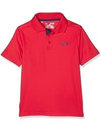 Under Armour Boys' Performance Polo Short-Sleeve Shirt