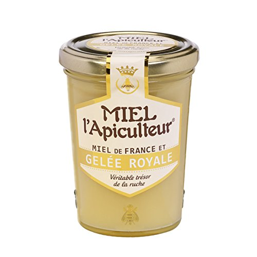 lune de miel Miel de france et gelée royale - ( Prix Unitaire ) - Envoi Rapide Et Soignée