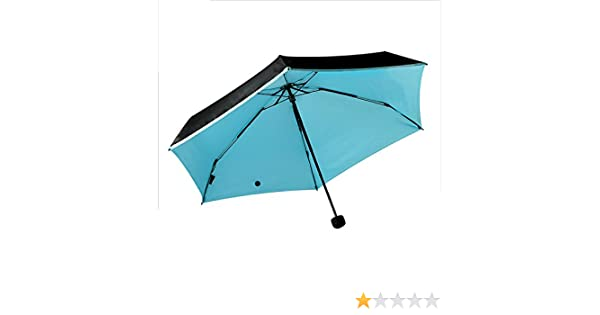 92f17c0b28e7 Yunhigh Windproof Golf Umbrella Ultra-Light Mini Pocket Umbrella Folding  Travel Outdoor Umbrella Fashion- Strong Lightweight and Compact for Kids ...
