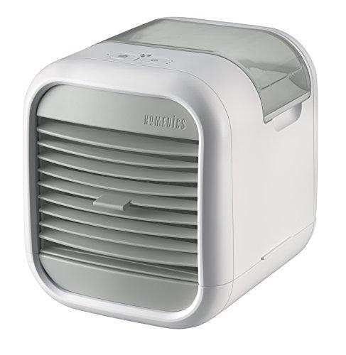 HoMedics MyChill 30, piccolo raffrescatore d'aria cubico da 7 W e 2 litri