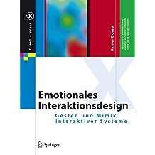 X.Media.Press: Emotionales Interaktionsdesign Gesten und Mimik interaktiver Systeme