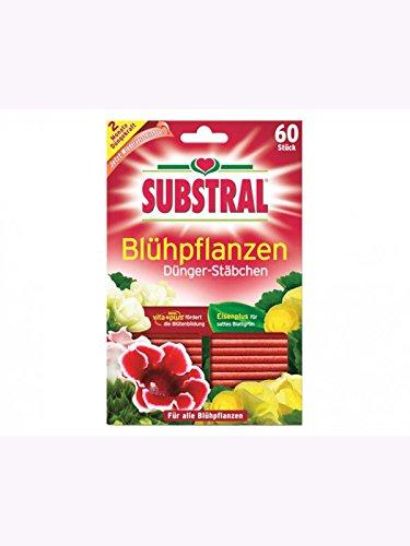 Dünger für Blühpflanzen Substral 60 Stück