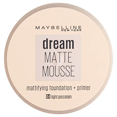 Maybelline - Dream matte mousse