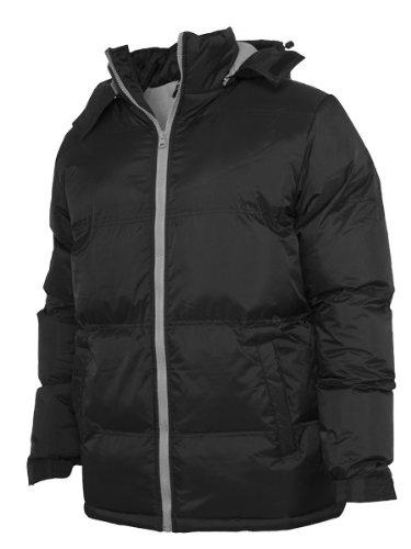 Urban Classics Hooded Bubble Jacket Größe XL (Hooded Bubble Herren Jacket)