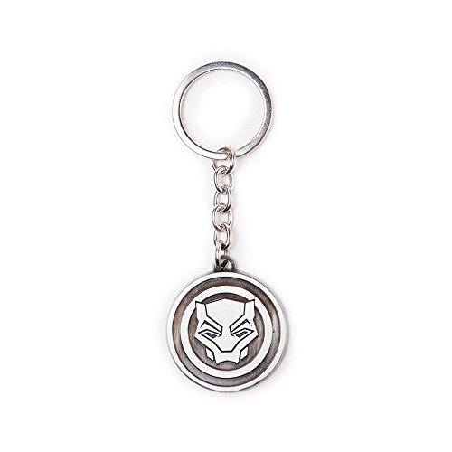 Marvel Comics Schlüsselanhänger, grau (Grau) - BIO-KE744425MVL