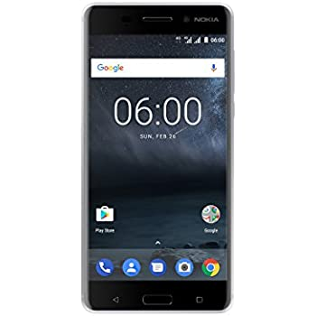 "Nokia 6 SIM doble 4G 32GB Plata - Smartphone (14 cm (5.5""), 32 GB, 16 MP, Android, 7.1.1 Nougat, Plata)"