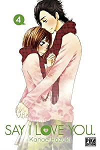 Say I Love You Edition simple Tome 4