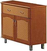 Cosmos Kitchen Storage and Organizer, Brown - H 630 mm x W 610 mm x D 300 mm