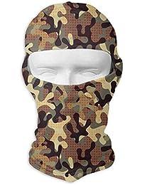 Voxpkrs Deportes al Aire Libre Máscaras faciales Star Badlands Caza Camo Pasamontañas Capucha…