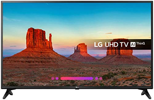 "LG 43UK6200PLA LED TV 109,2 cm (43"") 4K Ultra HD Smart TV WiFi Negro"