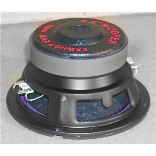 Rockwood 4250019109348 165 mm Subwoofer (Car Audio Lautsprecher 8 Pioneer)