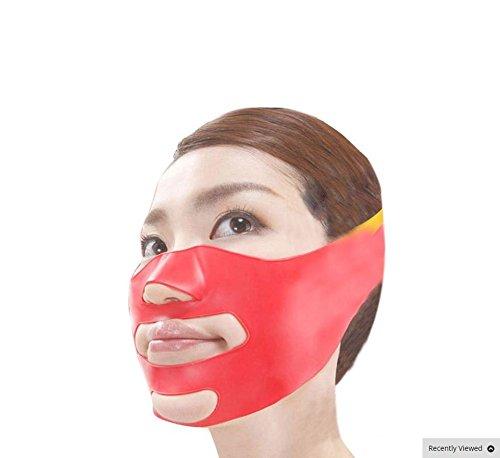 3D Face Slim Shaping Cheek Lift Up Sleeping Belt Strap Scalp