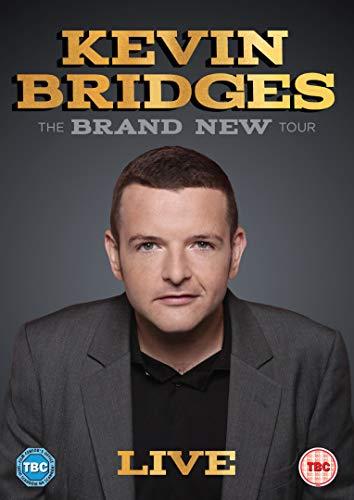 Kevin Bridges: The Brand New Tour - Live [DVD] [2018]