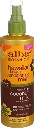 alba-botanica-laisser-poser-conditionnement-brume-hawaen-boisson-vers-le-haut-lait-de-coco-8-oz