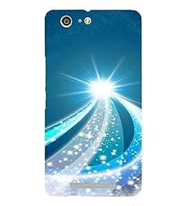 Fuson Designer Back Case Cover for Gionee Marathon M5 (sunlight sun daylight light of day natural light)