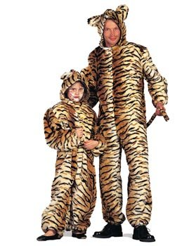Wilbers Federbein Tiger Kinder Kostüm (13–14Jahre)