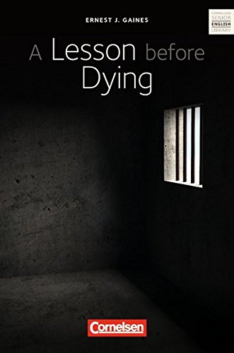 an analysis of the novel a lesson before dying Of miss jane pittman comes a deep and compassionate novel a lesson before dying by a lesson before dying quotes and analysis | gradesaver a lesson before dying.