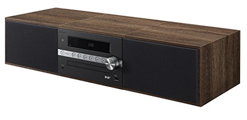 Pioneer X-CM56D-B Hi-Fi System with CD, DAB/DAB+, Bluetooth and USB - Black