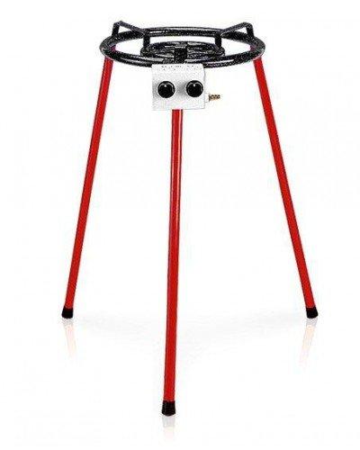 Garcima S.L. – Lote paellero gas butano / propano 40cm + soporte