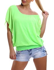 WeaModa - Camisa deportiva - para mujer