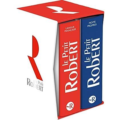 Coffret Le Petit Robert et sa clé d'accès au dictionnaire numérique