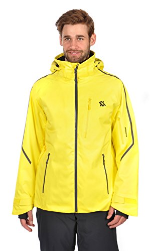 Völkl Team Speed Jacket Bright Yellow M