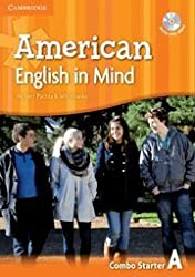 American English in Mind Starter Combo A with DVD-ROM by Herbert Puchta (2010-12-13)