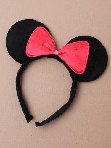 Angelina ballerina Maus-Ohren minnie mouse Ohren design, Kostüm, - Minnie Maus Ballerina Kostüm