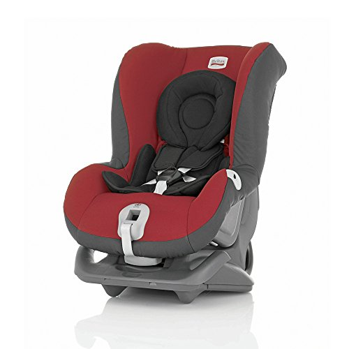 Preisvergleich Produktbild Britax Autositz First Class plus, Gruppe 1 (9-18kg), Kollektion 2015, Chili Pepper