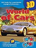 3D Books World Of Cars