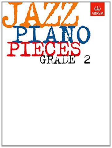 Jazz Piano Pieces, Grade 2