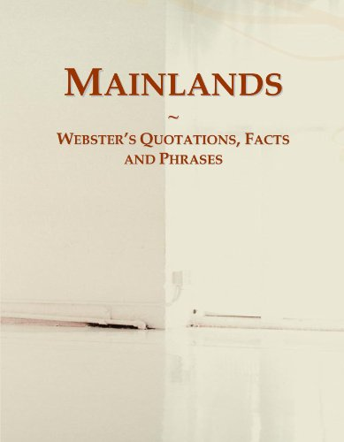 mainlands-websters-quotations-facts-and-phrases