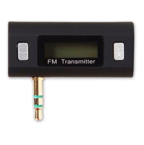 Ebode FM-SP Transmitter für Smartphone/Tablet/MP3-player