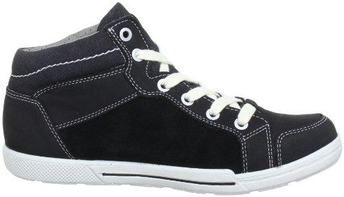 Ricosta 5825800, Boots mixte enfant Noir (Schwarz 095)